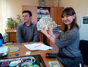Анна Гладкова, Краснодар, Денежный Поток, CashFlow