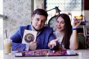 Анна Левкович и Артём Кандар